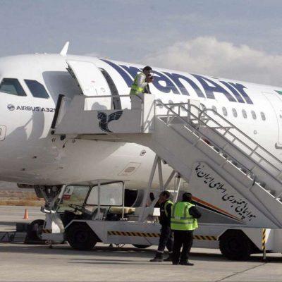 کاهش مسافران هوایی به دلیل کرونا