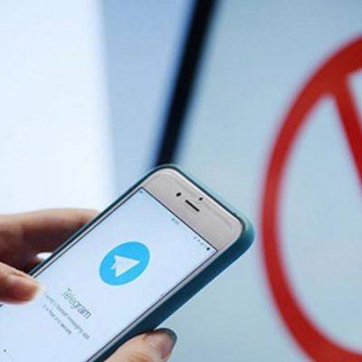 شانه خالی کردن آذری جهرمی از رفع فیلترینگ تلگرام