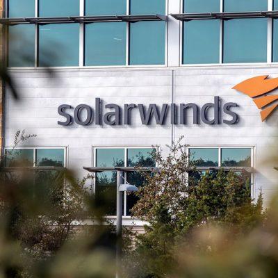 قربانیان هک SolarWinds