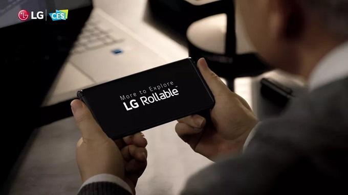 جزئیات گوشی ال جی رولبل