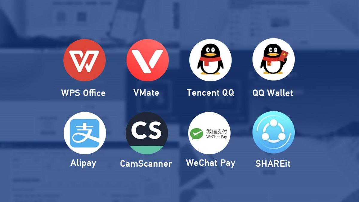 تحریم ۸ نرم افزار پرداخت چینی از جانب آمریکا
