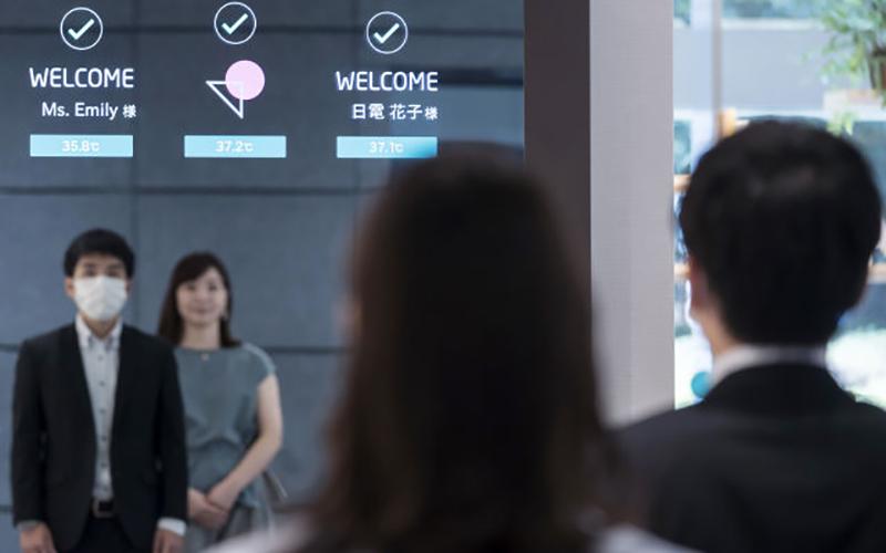 شناسایی چهره کارمندان به کمک سیستم هوش مصنوعی