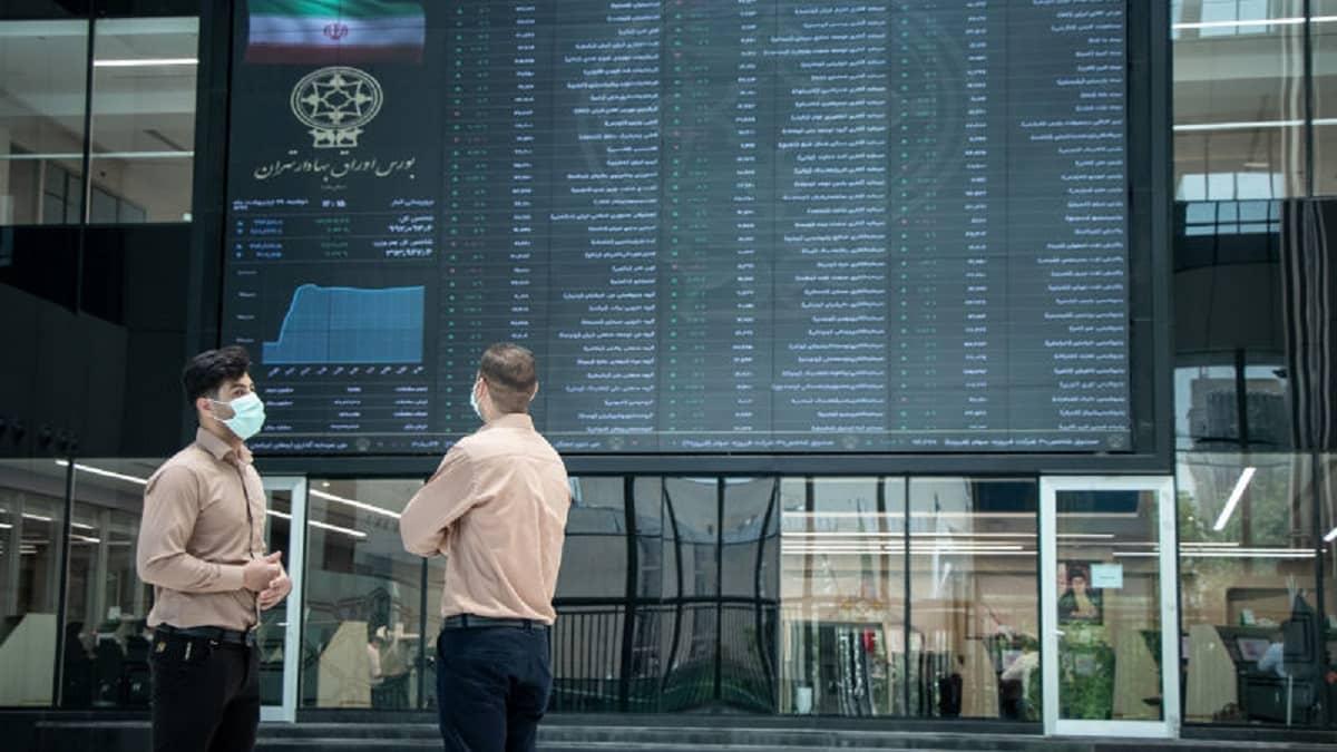 نگاهی به وضعیت بازار بورس