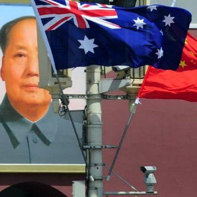 استرالیا درصدد بهبد روابط با چین