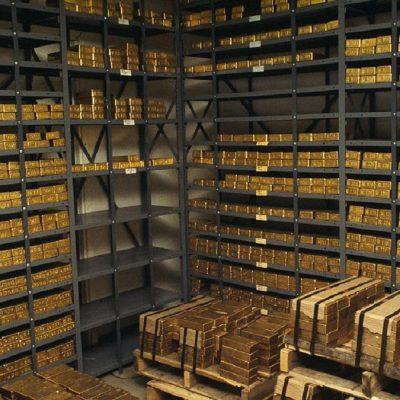 افزایش سهم طلا در روسیه