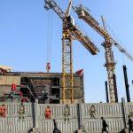 ساخت ساختمان جدیدپلاسکو