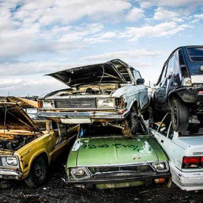 به گفته رئیس انجمن مراکز اسقاط و بازیافت خودرو سه میلیون خودروی فرسوده در کشور داریم.