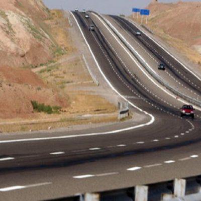 مهمترین آزادراه پدافندی کشور تا چند روز آینده افتتاح میشود