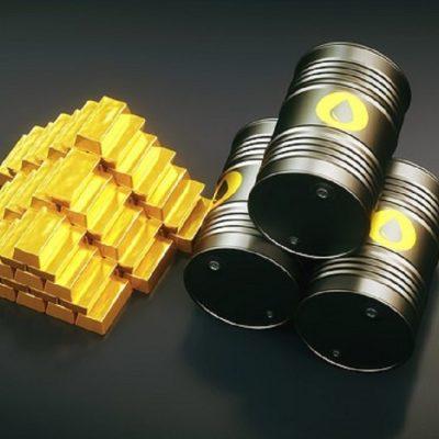 طلای سیاه و طلای زرد