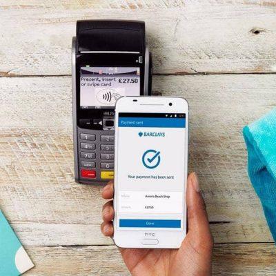 پرداخت موبایلی تکنولوژی جدید پرداخت