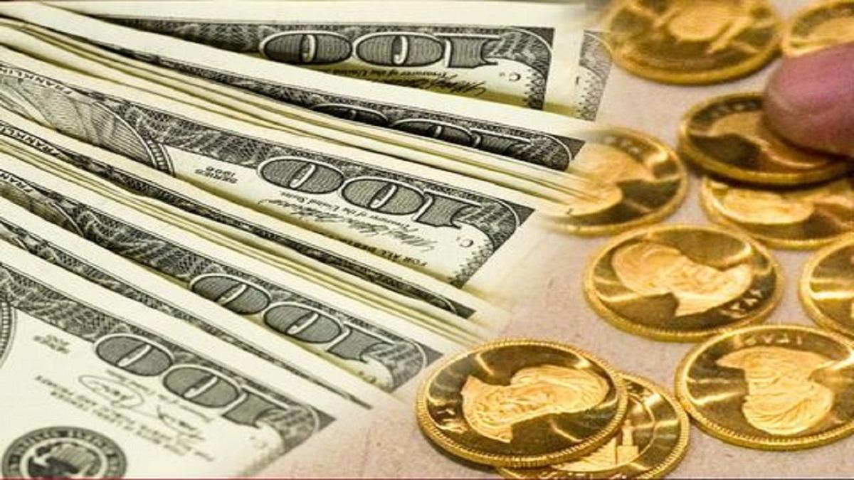افزایش قیمت سکه و طلا