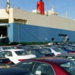 واردات خودروهای خارجی
