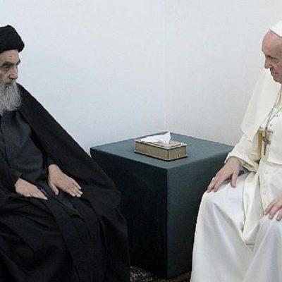 رهبر کاتولیک های جهان