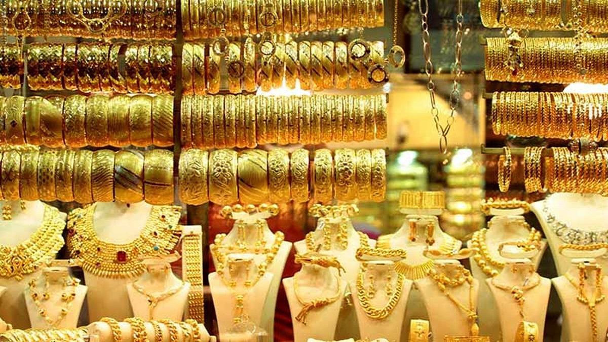 میزان تقاضا در بازار طلا