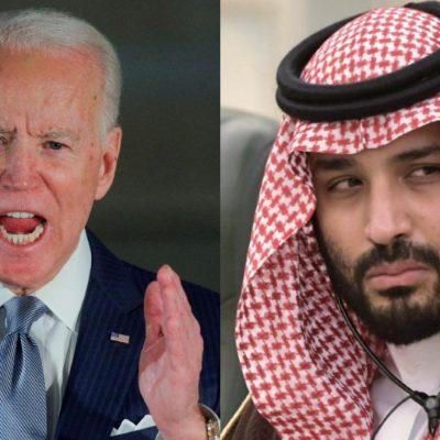 به دست آوردن حمایت عربستان توسط جو بایدن