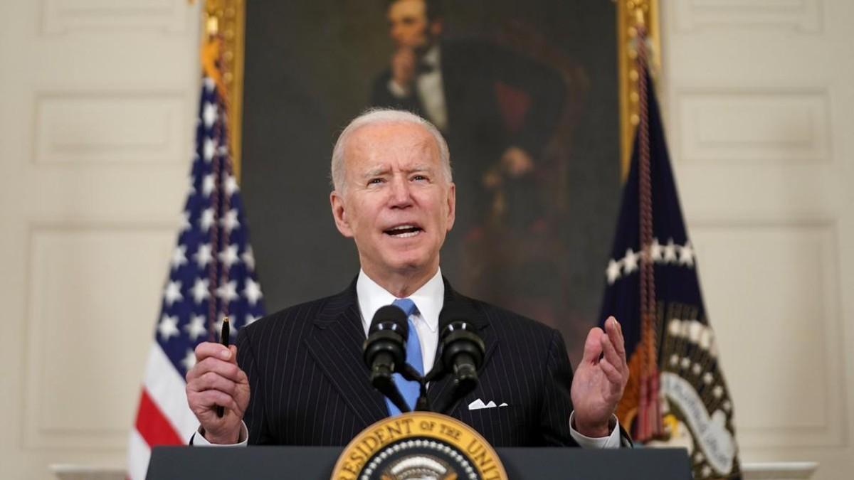 لایحهی بسته حمایتی 1.9 تریلیون دلاری بایدن