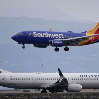 شرکت های هواپیمایی آمریکا
