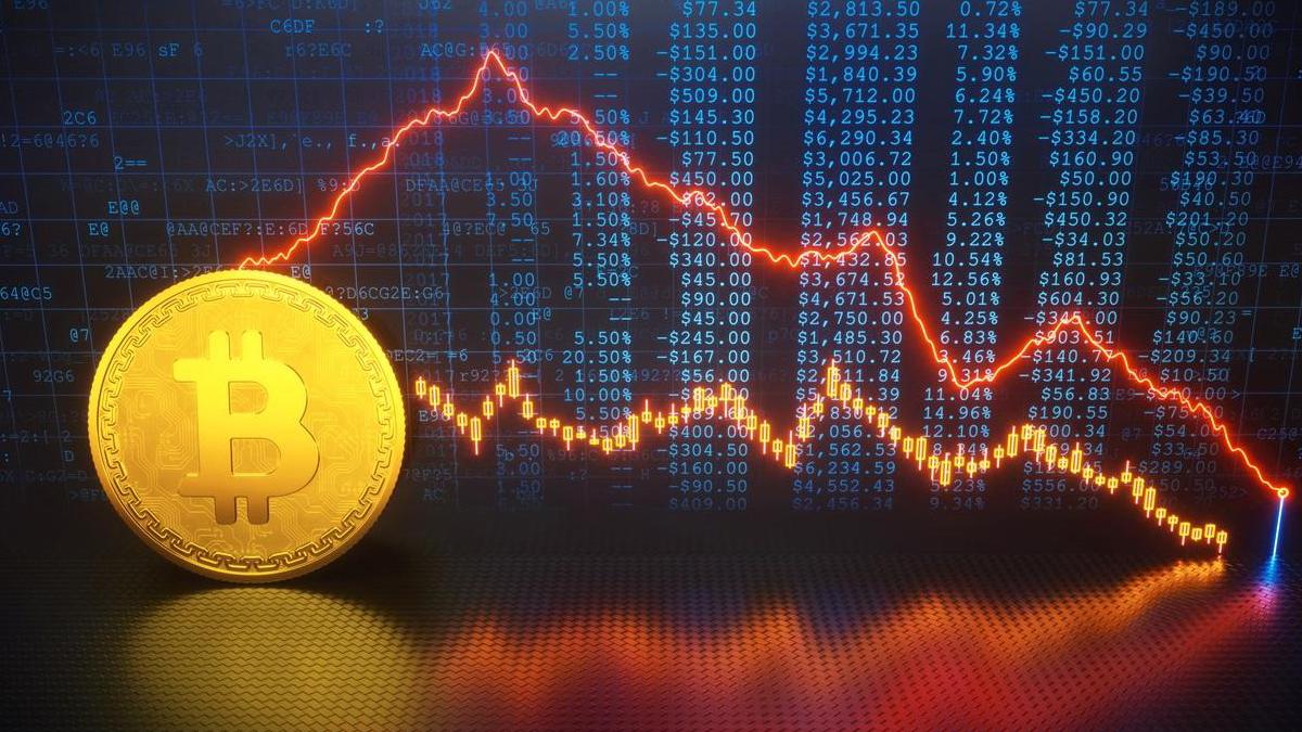 افت قیمت ارز دیجیتال