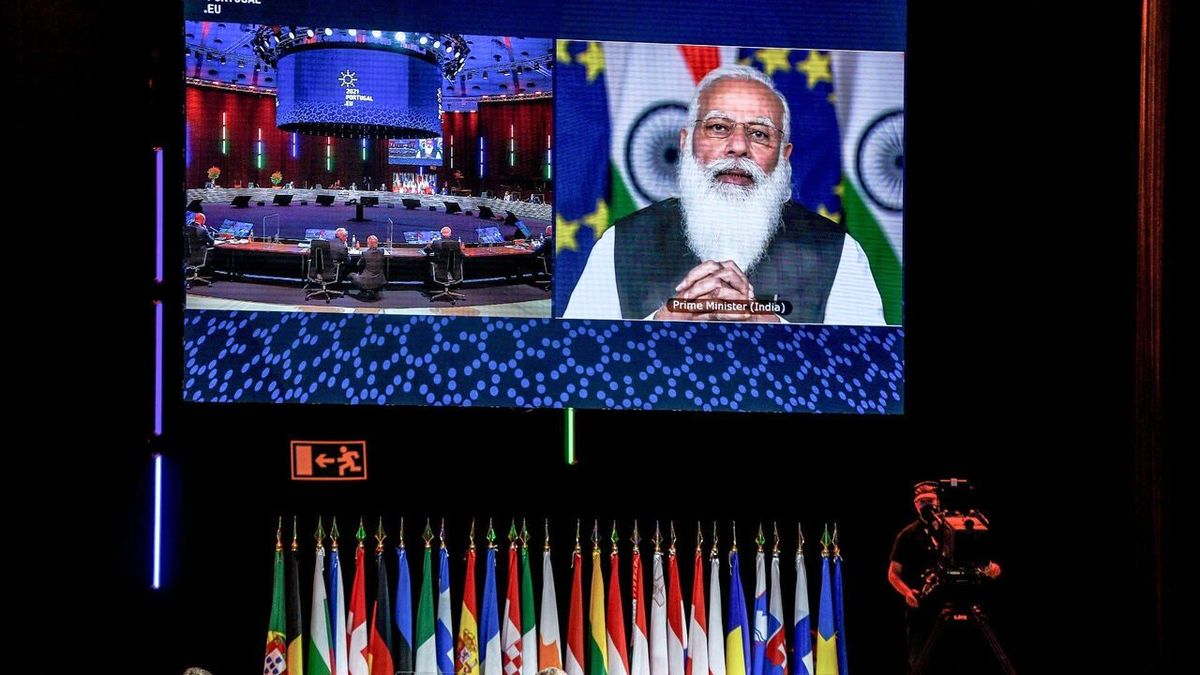 اتحادیه اروپا و هند