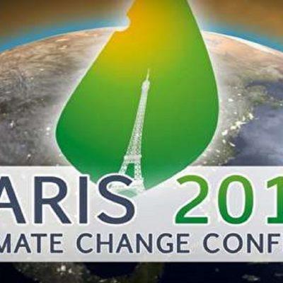 معاهده آب و هوایی پاریس