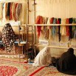 زنان خانه دار، قالیباف و هنرمند
