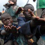 تعداد گرسنگان در جهان