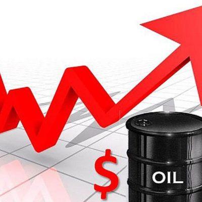 افزایش تدریجی تولید نفت