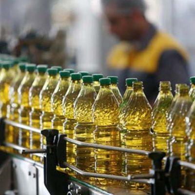 تولید روغن نباتی در بازار