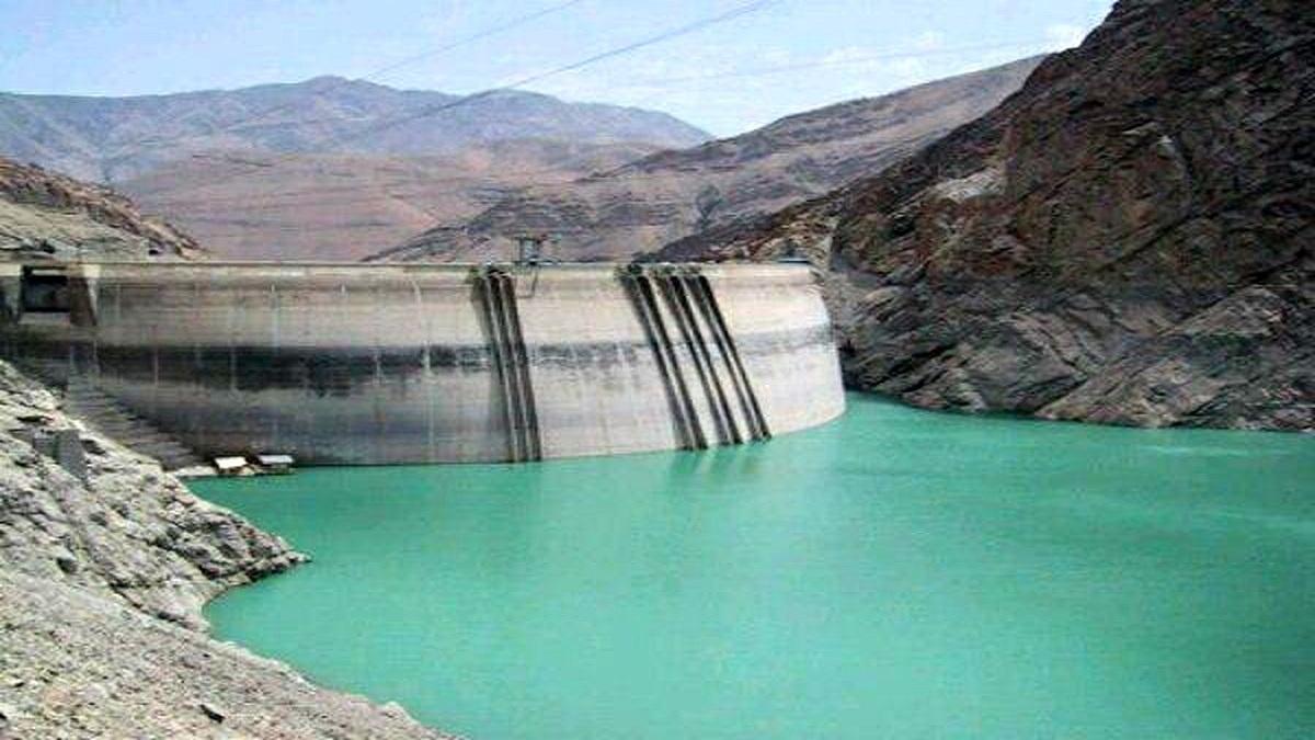 ذخیره آب سدهای کشور
