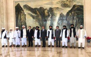 مذاکره چین و طالبان
