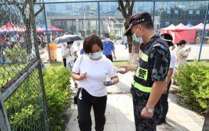 سویه دلتا در چین