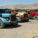 فرسودگی ناوگان کامیون ها