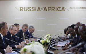 فشار دوجانبه و افزایش نفوذ نظامی روسیه در آفریقا