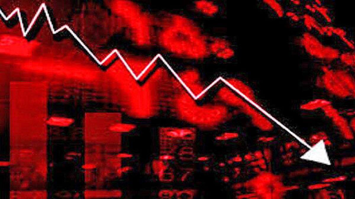 شاخص کل بازار بورس