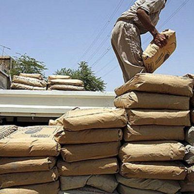 کاهش قیمت سیمان