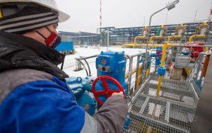 پیشنهاد روسیه برای پمپاژ گاز بیشتر به اروپا